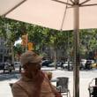 かつて憩ったバルセロナのランブラス通りがテロに襲われる