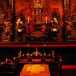 180717 九博、至上の印象派展、大好評のもと終了!4F仁和寺観音堂須弥壇展示も必見!!