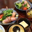 Tea salon鎌倉山倶楽部|今日の懐石ランチは[煮付けカモロース]