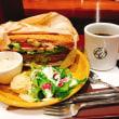 カフェはパン(*゚∀゚*)