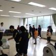 サマーチャレンジボランティア体験開講式・読み聞かせボランティアを行いました!!