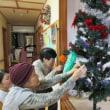 新そば&クリスマス飾りつけ