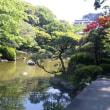 友泉亭の庭