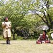 【名古屋おもてなし武将隊】2017.4.30の名古屋城