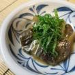 巻かないサンマ明太と青菜のオイル蒸し