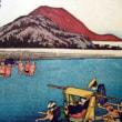 東海道の川越え