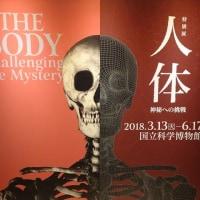 「人体 神秘への挑戦」/国立科学博物館