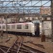 2017年11月20日,今朝の中央線 成田エクスプレス7号 E259系