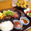 鞆の浦散策の後でステーキ食べました。「キッチン アン・リ」