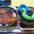 舘山寺温泉  松の家の鰻丼  浜松の思い出