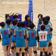 文京学院大女 vs 共栄学園 -春高バレー東京都女子代表決定戦-