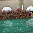 水泳大会 と カレー・パーティー