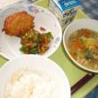 9月1日の給食 日本の味めぐり給食 ~鹿児島県~
