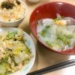 ほっこり和食の夕ごはん。