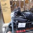 大分自動二輪車学校にバイクを展示させてもらってます!(ヤマハ・YSP大分)