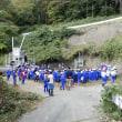 4年生 佐口湖取水口・白滝・円形分水見学