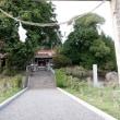 加茂大祭の神社の春
