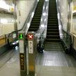 本日生まれて初めて今里筋線に乗車。地下深くまた乗換駅が迷路でつながっているのに驚き。ホームドアがついていました。車体が三江線を走る電車より小さく感じました。