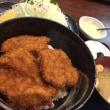 新潟 萬代橋〜政ちゃん本店のタレカツ丼