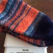 手編み靴下 作品NO.177