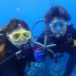 水納島と瀬底島で体験ダイビング