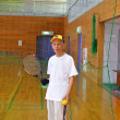スポンジ・テニス第23期総会。