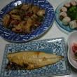 夕食メニュー 0704