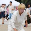 まちかど映画会 in 上野公園 パーツさん オリーブさん