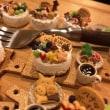 のんのん食堂*秋のよくばりケーキ
