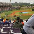 昨日は、長野オリンピックスタジアムにて