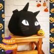 Happy Halloween !! 黒猫バッグ、ちと遅いけど、今 完成!!