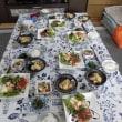 飯村直美料理教室を楽しむ・・・いわき