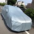 STI Sport 仲林工業 謹製 ボディカバー 【装着の写真あり】