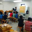 6月後半日曜日の中級クラス教室