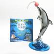 日本の水族館フィギュア カマイルカ