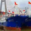 Pintan Marineが新造船3隻を出漁せさる   中国