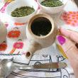 緑茶飲み比べ  ~ヴェントティーさまのお茶会~