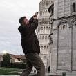 「イタリア道中記」 №98 ピサの斜塔裏側