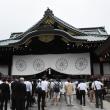 早朝の靖国神社に参拝してきました