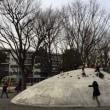 白銀(しろがね)公園 @ 神楽坂