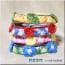 スタークロッシェ柄編み首輪とケープ2