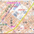 新潟市の女子小学2年生殺人事件。踏切から自宅までの300m、女児連れ去りか。現場の地図