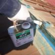 必殺雨漏り修理人の仕事~埼玉県戸田市/台風で飛んでしまった屋根棟板金