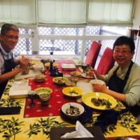 外国人料理教室