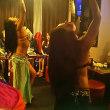 ベリーダンスショー、盛り上がりました