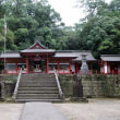 日本一の大クス(蒲生八幡神社)・・・鹿児島の風景