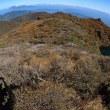 くじゅう、大船山の山頂付近にて