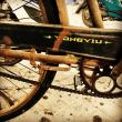 上海の街の実用自転車2