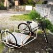 自転車サイドカー?!