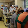 豊能町健康増進課主催の「うきうきヘルシークッキング教室に参加しました。